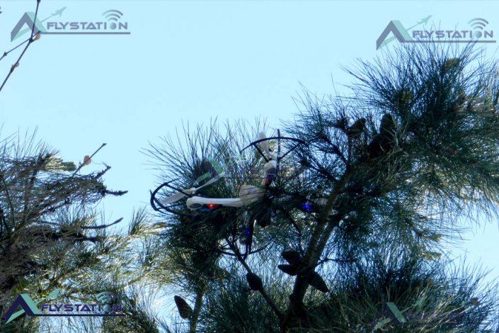 کوادکوپتر دوربین دار تارانتولا X6 (دوربین دار)