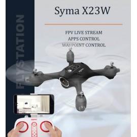 کوادکوپتر دوربین دار سایما X23W با ارسال زنده تصویر