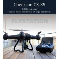 کوادکوپتر دوربین دار Cheerson CX-35 (سفید)