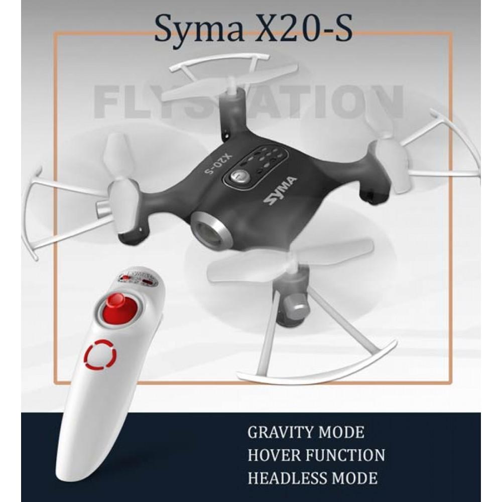 کوادکوپتر نانو syma X20-S