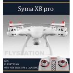 کوادکوپتر دوربین دار syma X8 pro دارای GPS
