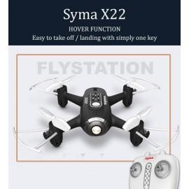 کوادکوپتر بدون دوربین سایما syma X22 - رنگ سفید