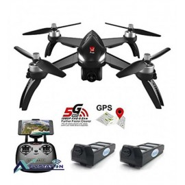 کوادکوپتر دوربین دار mjx Bugs 5w (دو باتری)