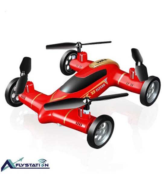 کوادکوپتر-خودرو syma X9