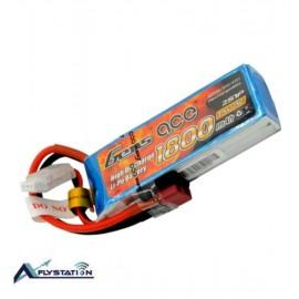 باتری لیتیوم پلیمر 7.4 ولت 1800mAh 25c برند Gens Ace