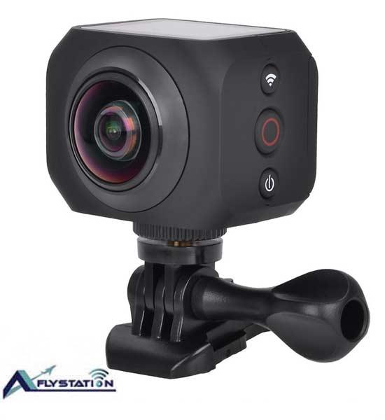 دوربین Action camera H360 با کیفیت 4K