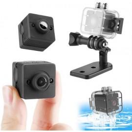 دوربین ضد آب مینی SQ12 با کیفیت 12MP و باتری داخلی