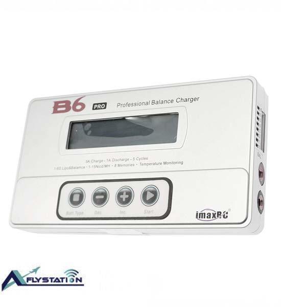 شارژر باتری 50 وات B6 pro ساخت IMAXRC