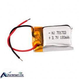 باتری لیتیوم پلیمر 3.7 ولت 180 میلیآمپر (ویژه هلیکوپترهای سایما)