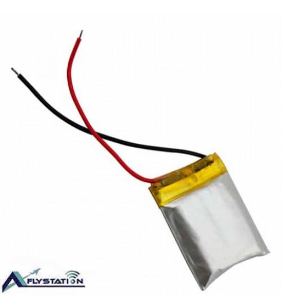 باتری لیتیوم پلیمر 3.7 ولت 200 میلیآمپر (ویژه هلیکوپترهای سایما)
