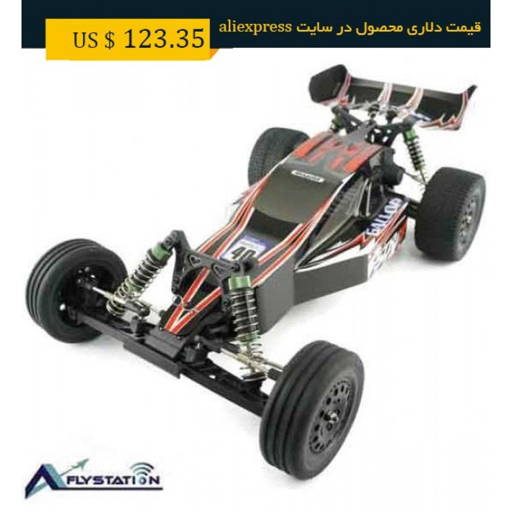 ماشین کنترلی مسابقه فرمول یک Wltoys L303