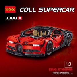 لگو ماشین Race برند Decool مدل 3388