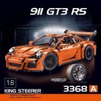 لگو پورشه دکول (Decool) مدل GT3 RS 3368A
