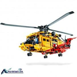 لگو دکول (Decool) مدل Helicopter 3357