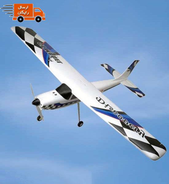 هواپیمای کنترلی Discovery 1460mm ساخت شرکت ST Model