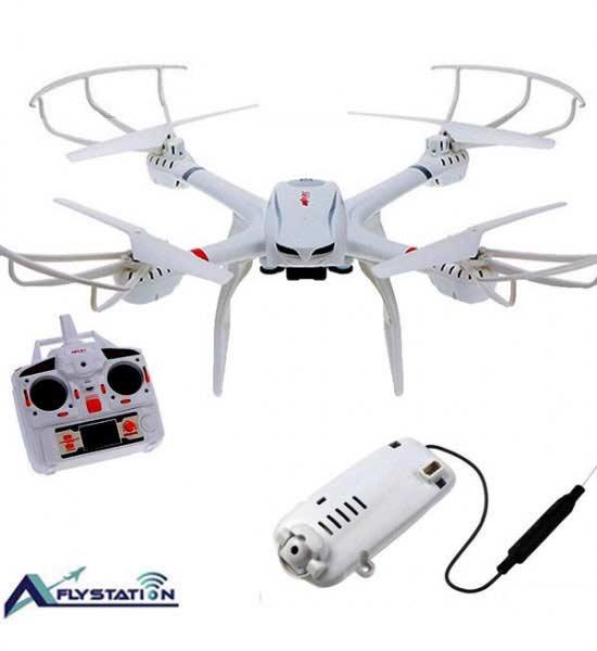 کوادکوپتر MJX X101 همراه با دوربین MJX C4015