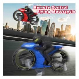 کواد کوپتر - موتور سیکلت flying motorcycle