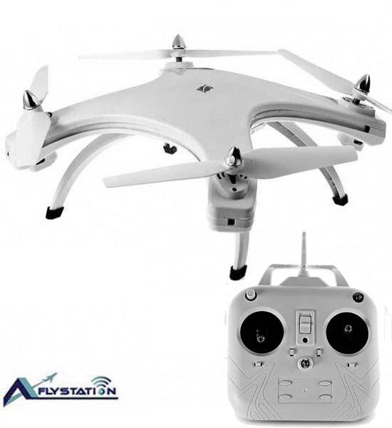 کواد کوپتر دوربین دار W606-5 همراه با گیمبال (ارسال زنده روی گوشی)