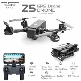 کوادکوپتر نیمه حرفه ای SJ Z5 با GPS و follow me