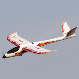 هواپیمای کنترلی V-tail 800mm ساخت شرکت FMS
