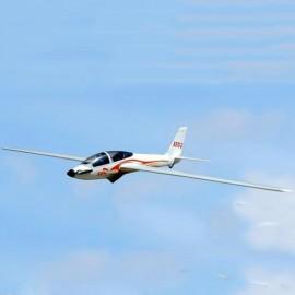 کیت بدنه هواپیمای کنترلی fox v2 2300mm ساخت شرکت FMS