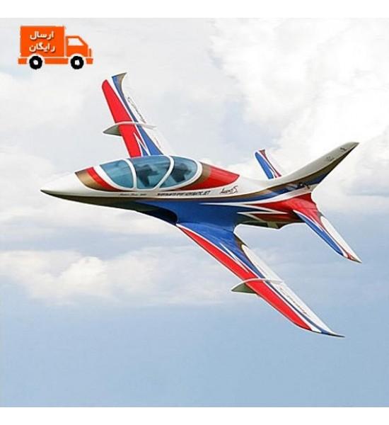 هواپیمای جت کنترلی Mini avanti S ساخت شرکت Sebart