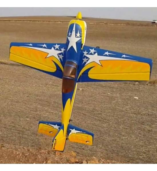 کیت بدنه هواپیمای yak54 ساخت شرکت pilot