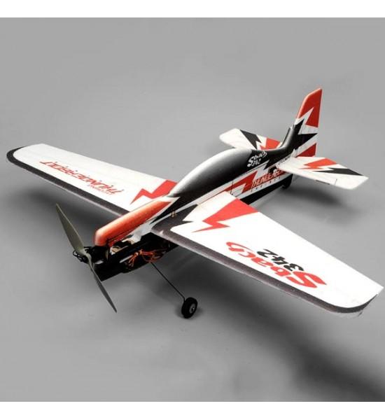 کیت بدنه هواپیمای کنترلی  sbach 342 1100mm ساخت شرکت Technohobby