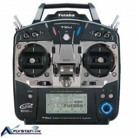 رادیو کنترل فوتابا 10 کانال مدل 10j