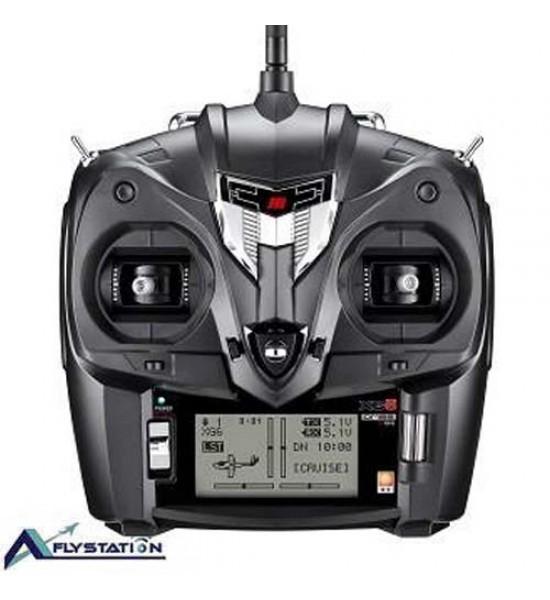 رادیو کنترل فوتابا 6 کانال مدل JR XG6