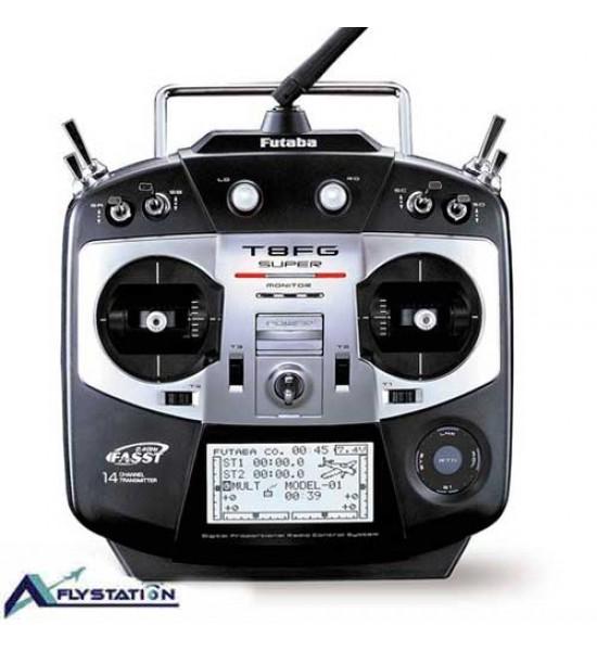 رادیو کنترل فوتابا 8FG با قابلیت ارتقا کانال