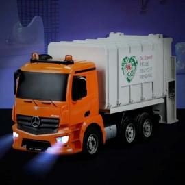 کامیون کنترلی حمل زباله doublee e560-003