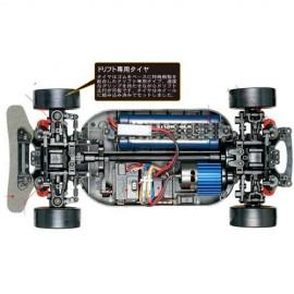 ماشین کنترلی مسابقه مزدا tamiya xb