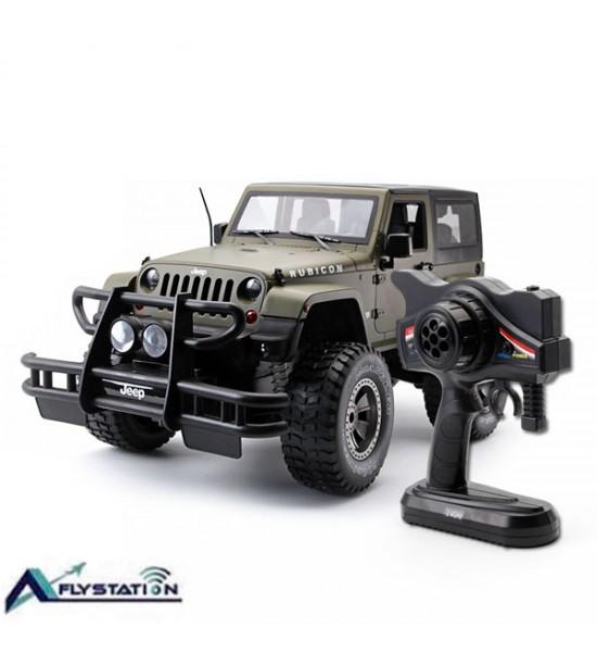 ماشین کنترلی جیپ  Double eagle jeep ویژه آفرود