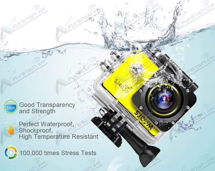 دوربین ورزشی SJCAM SJ4000 با کیفیت 4k