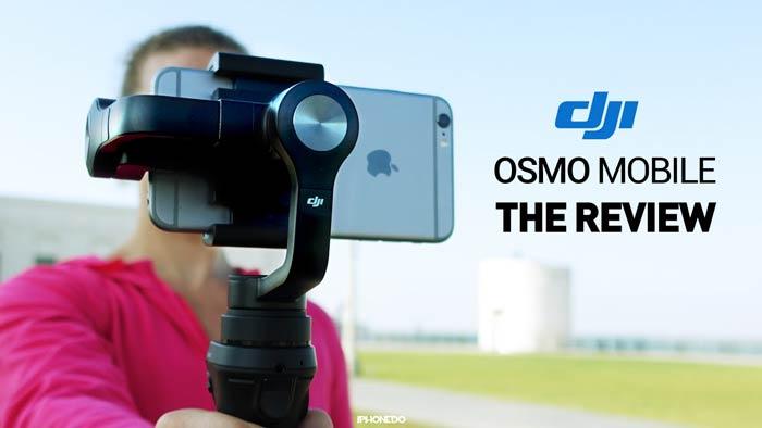 گیمبال دستی اوسمو موبایل (OSMO MOBILE)