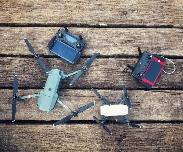 راهنمای کامل آغاز شغل تصویربرداری هوایی یا هلی شات