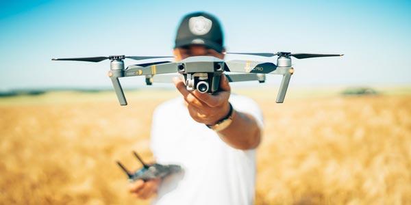 آموزش مرحله به مرحله پرواز با کوادکوپتر