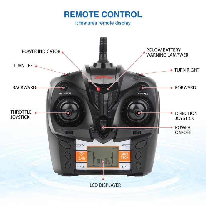 خرید قایق کنترلی سایما syma Q1