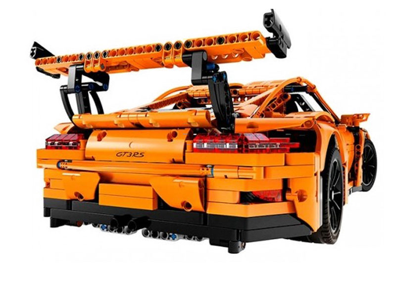 لگو دکول (Decool) مدل GT3 RS 3368A