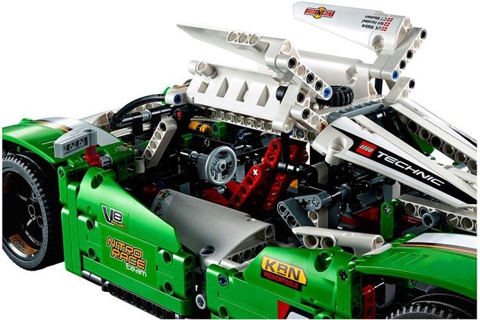 لگو دو در یک ماشین دکول (Decool) مدل 3364
