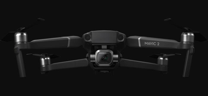 کوادکوپتر مویک پرو 2 (Mavic 2 pro) ساخت DJI
