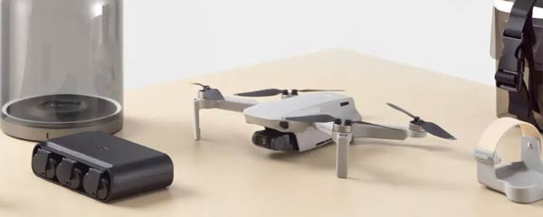 کواد کوپتر مویک مینی DJI Mavic mini