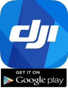 نرم افزار DJI GO