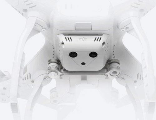 سیستم موقعیت یابی پهپاد یا کوادکوپتر دوربین دار فانتوم 3