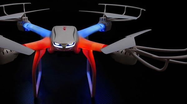 اگر قصد پرواز در شب را دارید کوادکوپتر MJX X101 از بهترین گزینههای شماست. چون ابعاد بزرگ با چراغهای پرنور آن به راحتی به شما کمک میکند تا مکان و جهت پهپاد را در شب تشخیص داده و به راحتی آن را کنترل کنید. البته زیبایی پهپاد در آسمان شب خود از ناگفتههایی است که باید برای لمس آن ، پرواز در شب را تجربه کنید.