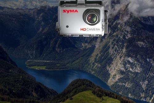 معرفی پهپاد یا کوادکوپتر دوربین دار Syma X8G