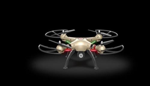 امکان پرواز در شب پهپاد یا کوادکوپتر Syma X8HC