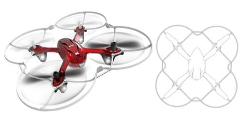 خرید کواد کوپتر syma x11 یک کوادکوپتر کوچک است که با قابلیت های شگفت انگیز خود، محبوبیت بسیار زیادی در بین علاقه مندان ایجاد کرده است. این خرید پهپاد کوچک با استفاده از آخرین تکنولوژی پرواز (ژیروسکوپ 6 محوره) ، سیستم های کنترلی و قفل سه بعدی توانایی اجرای پرواز بسیار زیبایی را به خلبانان حتی خلبانان مبتدی میدهد.