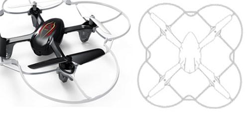 خرید کواد کوپتر syma x11c یک خرید کوادکوپتر کوچک دوربین دار است که با کارایی های ویژه خود، محبوبیت بسیار زیادی در بین علاقه مندان به مولتی روتورها ایجاد کرده است. این خرید پهپاد کوچک با استفاده از آخرین تکنولوژی پرواز (ژیروسکوپ 6 محوره) ، سیستم های کنترلی و قفل سه بعدی توانایی اجرای پرواز بسیار زیبایی را به خلبانان حتی خلبانان مبتدی میدهد.